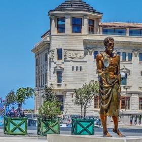Паметник на Архимед