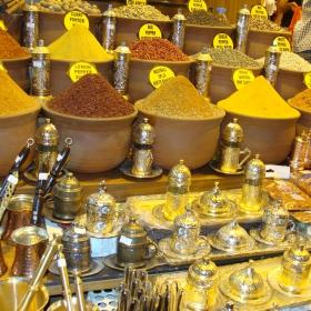 На пазар в Истанбул