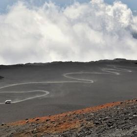 Път над облаците