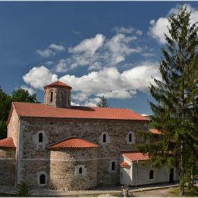 Суковската манастирска църква, 1859
