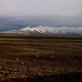 Тибет - от прозореца на влака