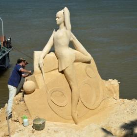 Международен Фестивал на пясъчни скулптури