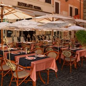 Едно хубаво местенце в Рим
