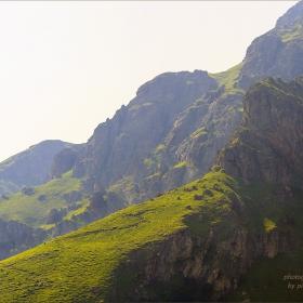 Тарзанската пътека - връх Ботев