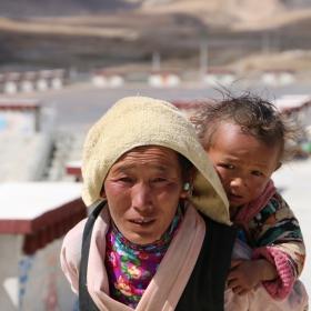 Тибет- срещи по пътя