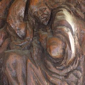 Поглед към дърворезбата