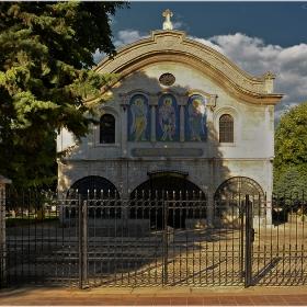 Добричката църква Св. Георги,1864 г.