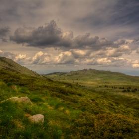 Планинска гледка