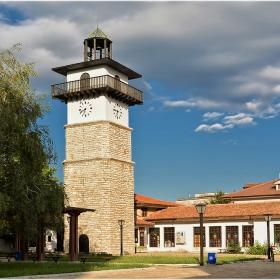 Добричката часовникова кула