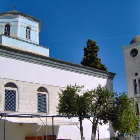 Тасос, Панагия, Храмът
