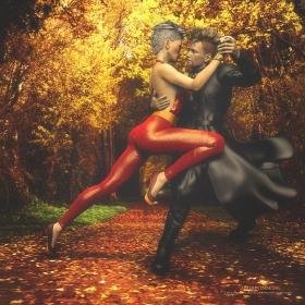 Есенни танци