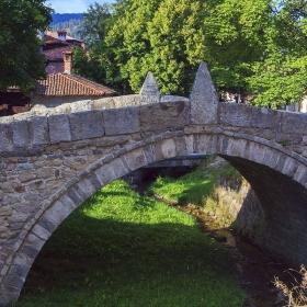 Копривщица - Мостът на Първата пушка