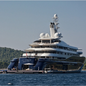 AL MIRQAB* - една от най-големите моторни яхти в света