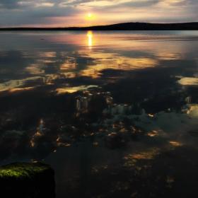 Сутрешно езеро