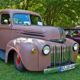 Ford Pickup 1946 Street Car... отзаде- в коментарЪТ