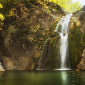 Водопад Скока, с. Калейца