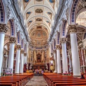 Modica - Duomo di San Pietro - Interior