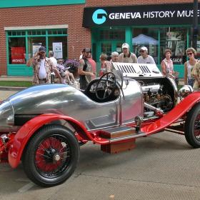 1924 Bentley Tourist Trophy Racer
