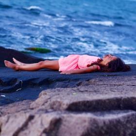 Рая и морето
