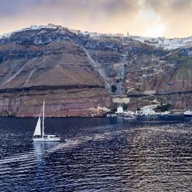 Good morning, Santorini!