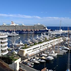 Поздрави на всички от Монако!