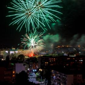 Празничен септемврийски Пловдив