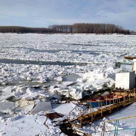 Настъплението на ледовете