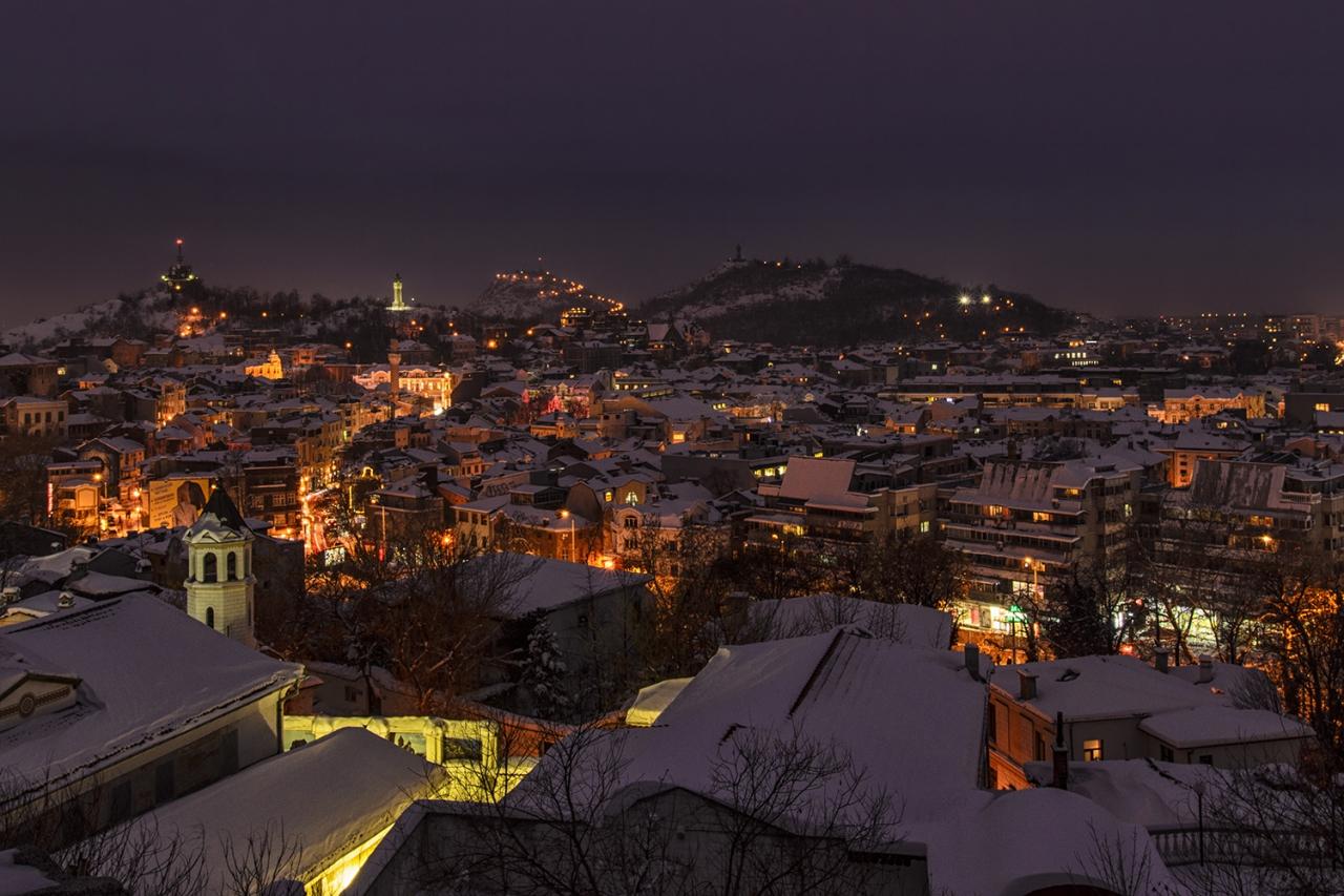 Зимна вечер