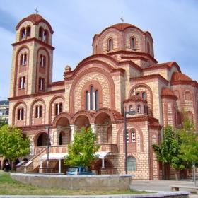 Ксанти, Новата катедрала