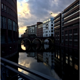 някъде из Хамбург