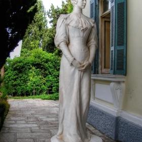 Ахилион - Статуя на Екатерина