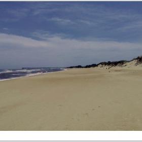 любимият ми плаж в Америка