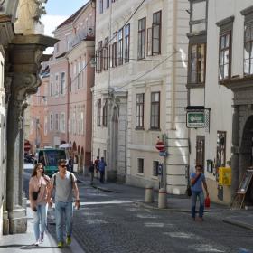 По улиците на Австрия