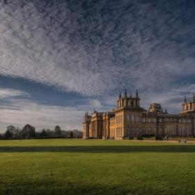 Blenheim Palace с...мерата - цял екран с две кликвания, моля