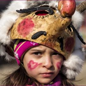 Лица от карнавала