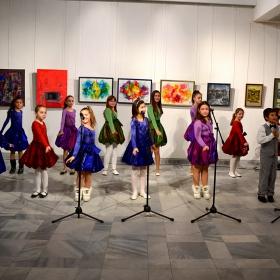 Коледна изложба - Калпазани
