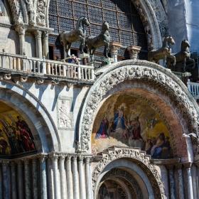 Базилика  Сан Марко.