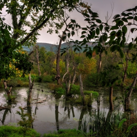 Край с.Карлуково - Скален манастир