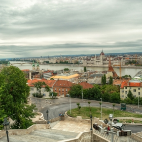 Познат изглед от Будапеща