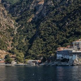 Monastery Osiou Grigoriou