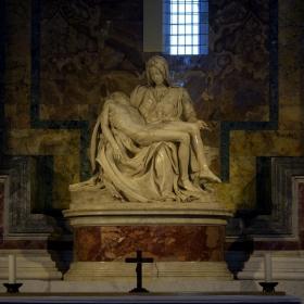 Пиета Ватикана 1497-1499 г.