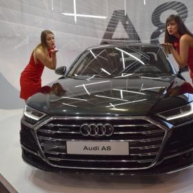 НОВИЯТ Audi A8 - Премиера на Автомобилен Салон София 2017 - 2