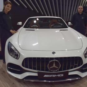 Mercedes-АMG отбелязва своята 50-годишнина - 1