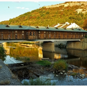 Покрития мост