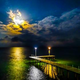 Лунното мостче