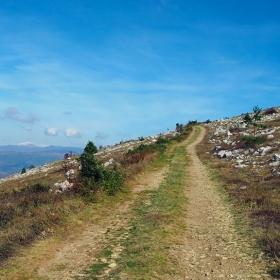 По пътеките на Чепън планина