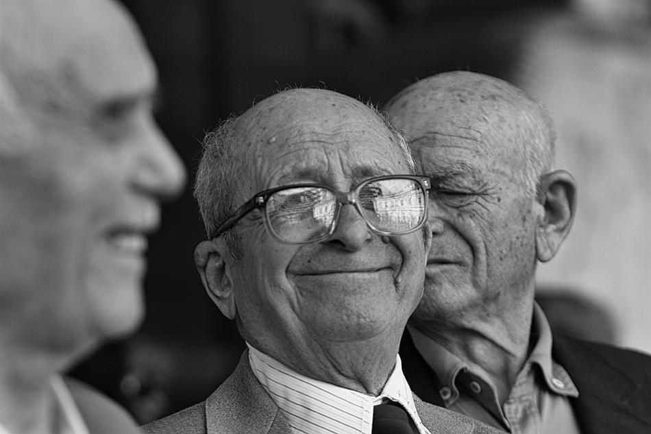 Веселите старчета
