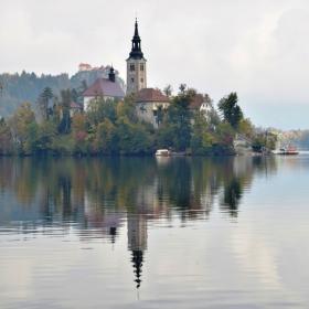 Eзерото Блед - Словения