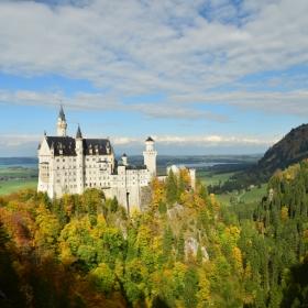 Замъка Нойшванщайн