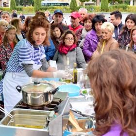 Фестивал на рибата и виното - Бургас